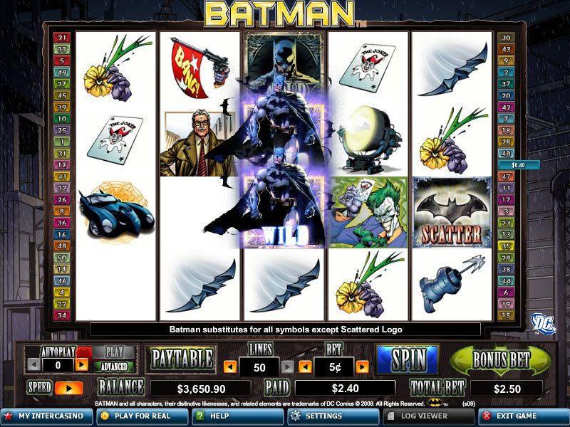 Batman-คาสิโน