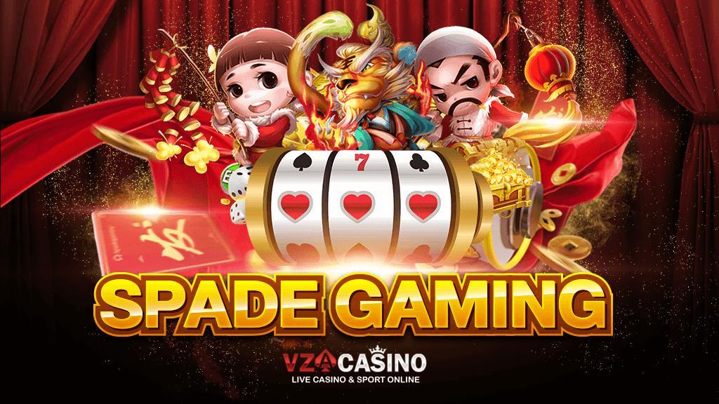 SpadeGaming-เกม
