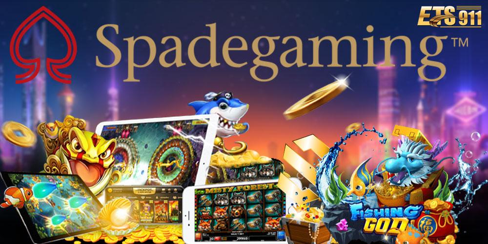 SpadeGaming-พนัน